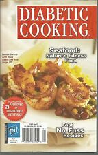 Diabetic Cooking March April 2006 Seafood/No-Fuss Recipes/Clam Chowder