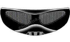 Darth Vader Helmet Visor Sticker Star Wars Motorcycle Shield Decal Tint Eyes +