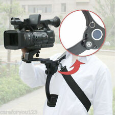New Shoulder Mount Support Pad Stabilizer for Video DV HD DSLR Camera Camcorder