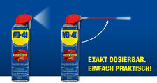 500ml WD-40 Smart Straw Multifunktionsöl Rostlöser Pflegespray Silikonfrei 41034