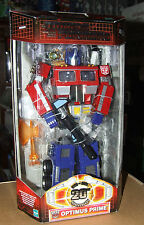 TRANSFORMERS masterpiece OPTIMUS PRIME 20th anniversary Hasbro NEW MISB