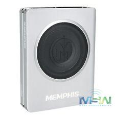 """*NEW* MEMPHIS AUDIO SA108SP 300W MAX 8"""" NANOBOXX LOADED SUBWOOFER ENCLOSURE BOX"""