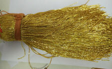 171 inches Gold Check Purl Gold Bullion Wire for Embroidery French Cord