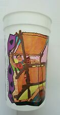 Les pierrafeu,flintstones movie mcdonalds cup 1990's,fred quarry  ( canadian )