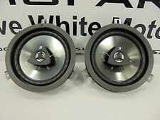 "04-15 Chrysler Dodge Jeep New Kicker Speakers 6.5"" Rear Door Mopar Factory Oem"