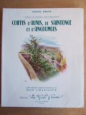 COIFFIS D'AUNIS, DE SAINTONGE ET D'ANGOUMOIS, D. HERVE, CHAILLOUX COIFFES POITOU