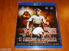 EL TAMBOR DE HOJALATA / Die Blechtrommel / The Tin Drum - BLURAY - Precintada