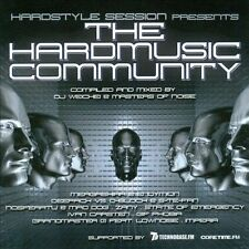 Hardstyle Session pres. The Hardmusic Community, VARIOUS ARTISTS, New Import