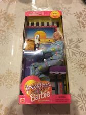 1999 Breakfast With Barbie Special Edition Doll Vintage Mattel Toy
