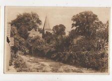 Shere Church 1942 Postcard 870a