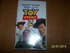 TOY STORY 2, VHS VIDEO TAPE, PIXAR, DISNEY GOOD USED CONDITION