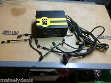 ANTEC TRUEPOWER QUATTRO 850W MODULAR POWER SUPPLY MISSING 2 CABLES USED