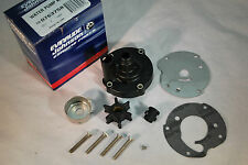 New Johnson Evinrude OEM Outboard Water Pump Kit 763758 BRP/OMC w Housing