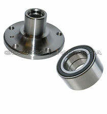 BMW E53 X5 Front Wheel HUB WITH BEARING LEFT / RIGHT 31 20 6 756 256 SET OF 2