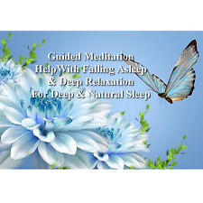 2x Guided Meditation For Deep & Natural Sleep & Bonus Deep Relaxation on CD