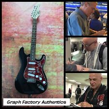 GFA Milo Aukerman Band * THE DESCENDENTS * Signed Electric Guitar PROOF AD1 COA