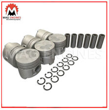 PISTON SET NISSAN TD42-TURBO FOR PATROL SAFARI CIVILIAN & ATLAS 4.2 LTR 1991-02