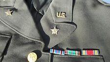 WW2 US ARMY STRATEGIC AIR FORCE TUNIC SIZE 40 R MFG 1944 MAJOR INSIGNIA