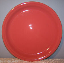 NEW FIESTAWARE FLAMINGO PINK BUFFET PLATE FIESTA  Retired Color