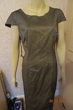 ATMOSPHERE @ PRIMARK SILVER GREY  OFFICE DRESS SIZE 10,14, 16, 18   & 20 REDUCED