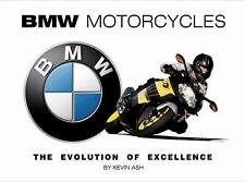 BMW Motorcycles: The Evolution of Excellence Book ~ NEW