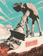 STAR WARS THE EMPIRE STRIKES BACK - AT-AT WALKER POSTER PRINT - BUY 2 GET 1 FREE