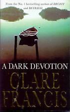 A Dark Devotion by Clare Francis - PB