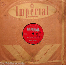 BOBBY MITCHELL-TRY ROCK AND ROLL-Museum Quality R&B Rockabilly 78-IMPERIAL #5378