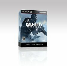 NEW - Call of Duty Ghosts Hardened Edition - Sony PlayStation 3 PS3
