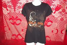 Wolf Girl New Moon The Twilight Saga T-Shirt Juniors Large
