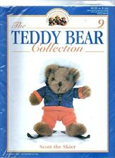 The Teddy Bear Collection Magazine - Issue.9, Scott the Skier