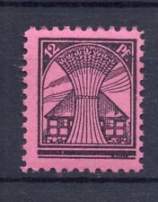 1945 Germany Russian Zone Mecklenburg 12Pf (SG RB9) MNH