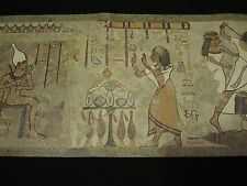 10 Egyptian wallpaper border rolls TOTAL150 ft. long TOTAL Egypt Tut Isis Ra