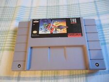 Super Nintendo SNES Super Star Wars The Empire Strikes Back. CLEANED AND TESTED