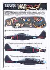 Kits World Decals 1/72 NORTHROP P-61 BLACK WIDOW