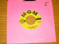 "COUNTRY 45 RPM - THE FOUR HORSEMAN - MGM 11566 - ""A DEAR JOHN LETTER"""