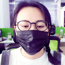 20x Disposable Face Mask Mouth Dustproof Non-woven 3-layer Filter Surgical