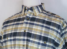 Men's Roundtree & Yorke Easy Care Oxford Shirt Size L Good Cond! Intl Welcome!