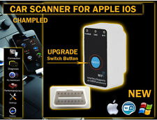 OBD 2 Diagnostic Scanner Scan Service Tool for Car Auto on WIFI Iphone Ipad iOs