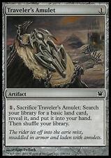 4x Amuleto del Viaggiatore - Traveler's Amulet MTG MAGIC Innistrad Eng