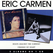 Eric Carmen/Boats Against the Current/Change of Heart by Eric Carmen (CD,...