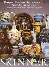 Skinner Lloyd Bleier Wedgwood Collect. 382 Jasper Lots Post Auction Catalog 2003