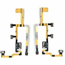 2 X iPad 2 CDMA Power Flex Cable - Mute Switch - Volume Buttons - Power Button