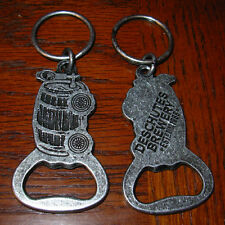 DESCHUTES BREWING Bend Oregon Keg Barrel LOGO BOTTLE OPENER craft beer brewing