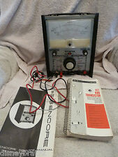 Vintage Sencore TF151A In-Circuit FET & Transistor Tester + Manual  WORKS Tested