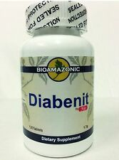 DIABENIT - Revertir Diabetes,Funcion Metabolica - SomosNatura - Dr Nie 60 tabs