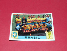 36 BRASIL 1970 MEXICO 70 BRESIL FOOTBALL PANINI WORLD CUP STORY 1990 SONRIC'S