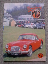 Enjoying MG (June 2000) MGF, MGB, 18/80, MG TD, Brooklands, Kimber Run