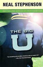 The Big U, By Neal Stephenson,in Used but Acceptable condition