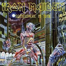 Iron Maiden Somewhere In Time (Picture Disc) picture disc viny LP NEW sealed